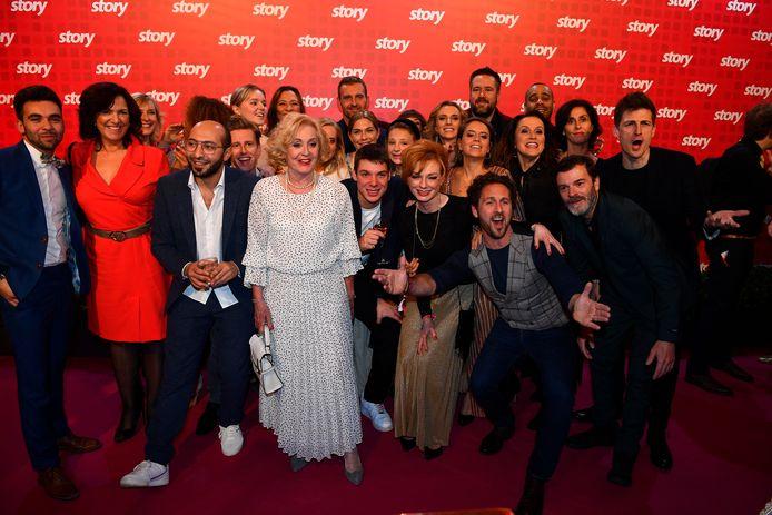 'Thuis' won de prijs voor Favoriete tv-programma.