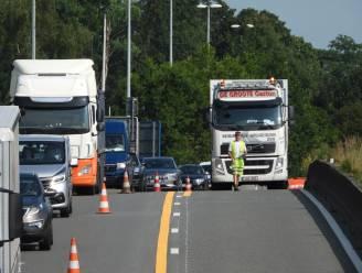 """Nieuwe fase onderhoudswerken Expresweg gestart: """"Hou rekening met grote verkeershinder"""""""