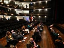 Un premier événement test a eu lieu au Théâtre royal flamand ce lundi soir