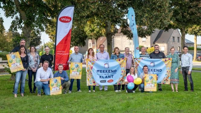 Recordaantal handelaars neemt deel aan Denderleeuws 'Weekend van de Klant'