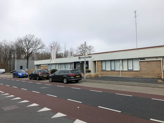 Werkmakelaar-Oost aan de Hamburgweg in Deventer.