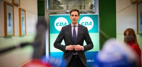 Wopke Hoekstra nog geen CDA-lijsttrekker na digitaal fiasco tijdens congres