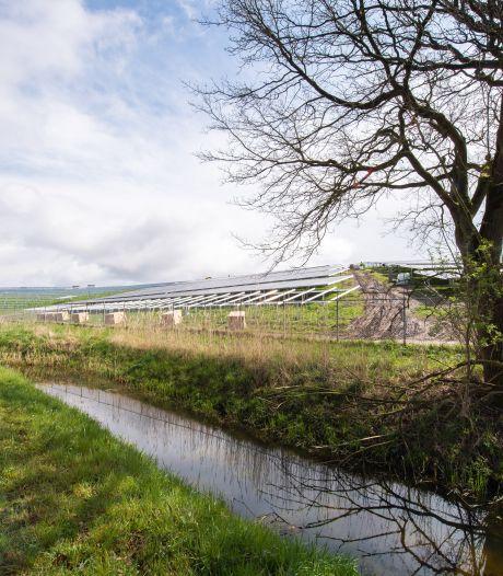 Groen licht voor zonnepark in Dorst
