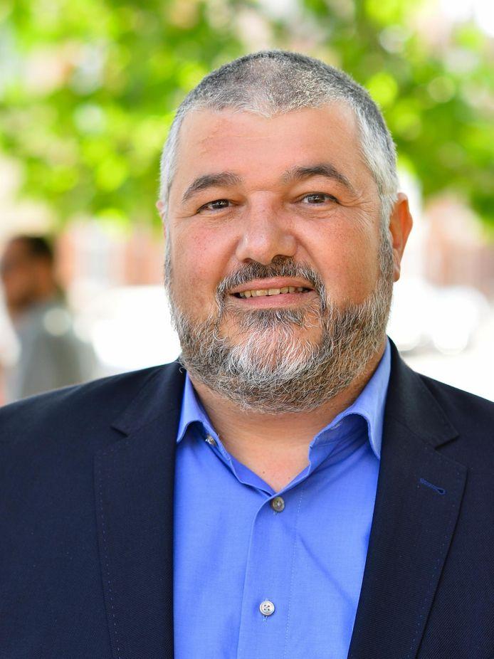 Groen-parlementslid Dieter Van Besien.