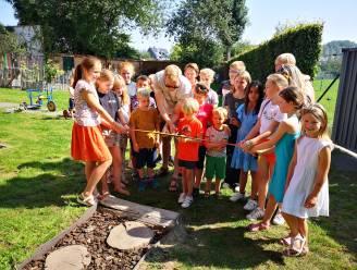 Ouders geven boost aan natuurspeeltuin Sint-Lievensinstituut