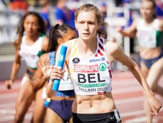 """400m-specialiste Helena Ponette ook snel op de 100m en de 200m: """"Blij dat ik zo ruim onder de 25 seconden bleef op de 200m"""""""