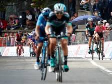 Yates probeert te relativeren: Ik was slechts één kilometer zwak