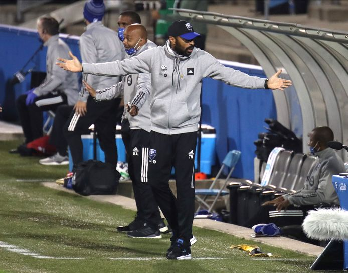 Thierry Henry quitte Montreal et la MLS.