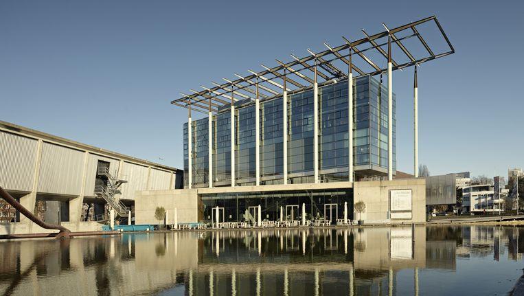 Het Nieuwe Instituut voor architectuur, design en e-cultuur in Rotterdam. Beeld x