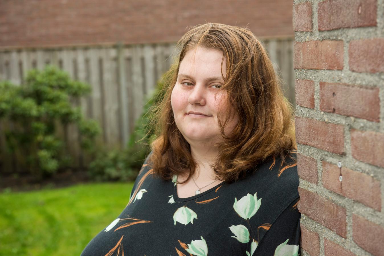 Nikky Rens kreeg dinsdag 3 november euthanasie, na een leven vol tegenslag en depressies.