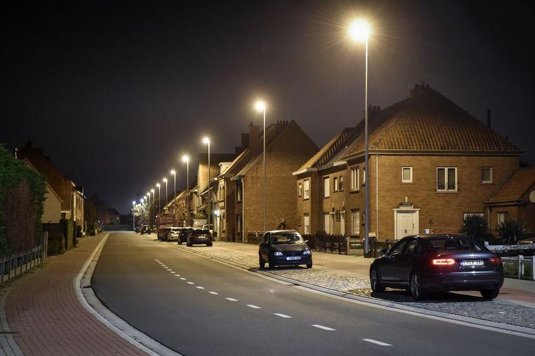 Illustratiebeeld straatverlichting Foto De Rycke