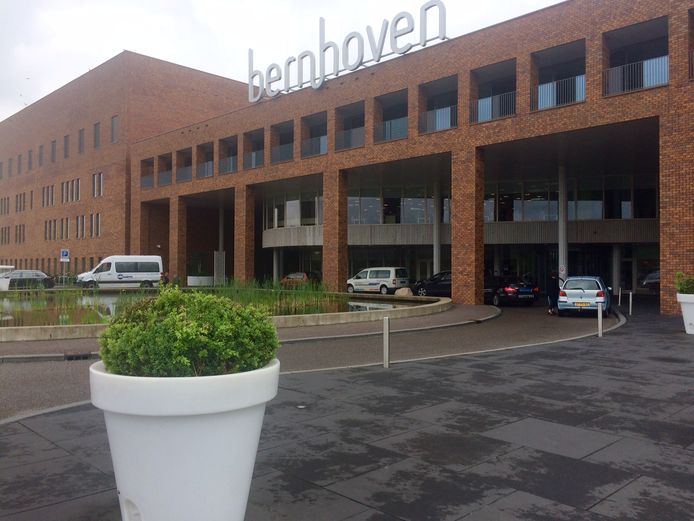 Ziekenhuis Bernhoven in Uden.