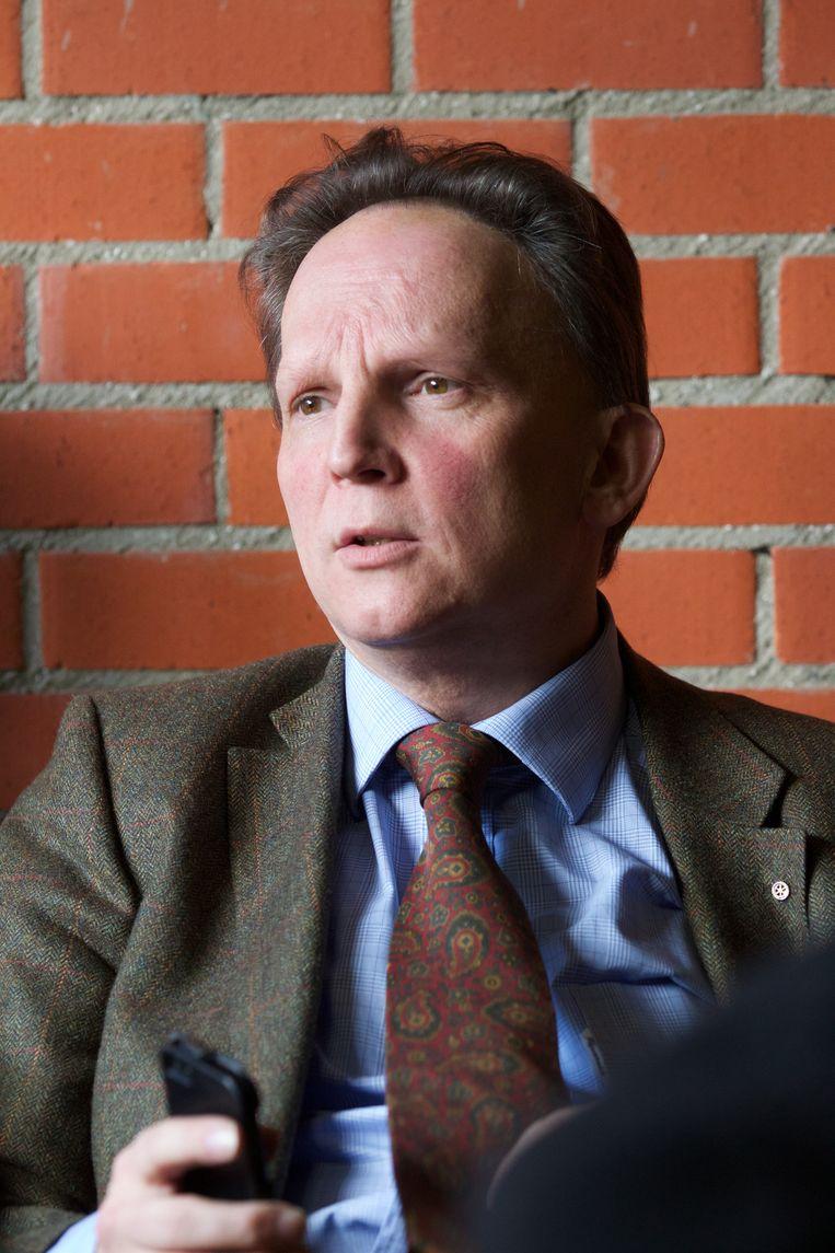Johan Platteau. Beeld BELGA