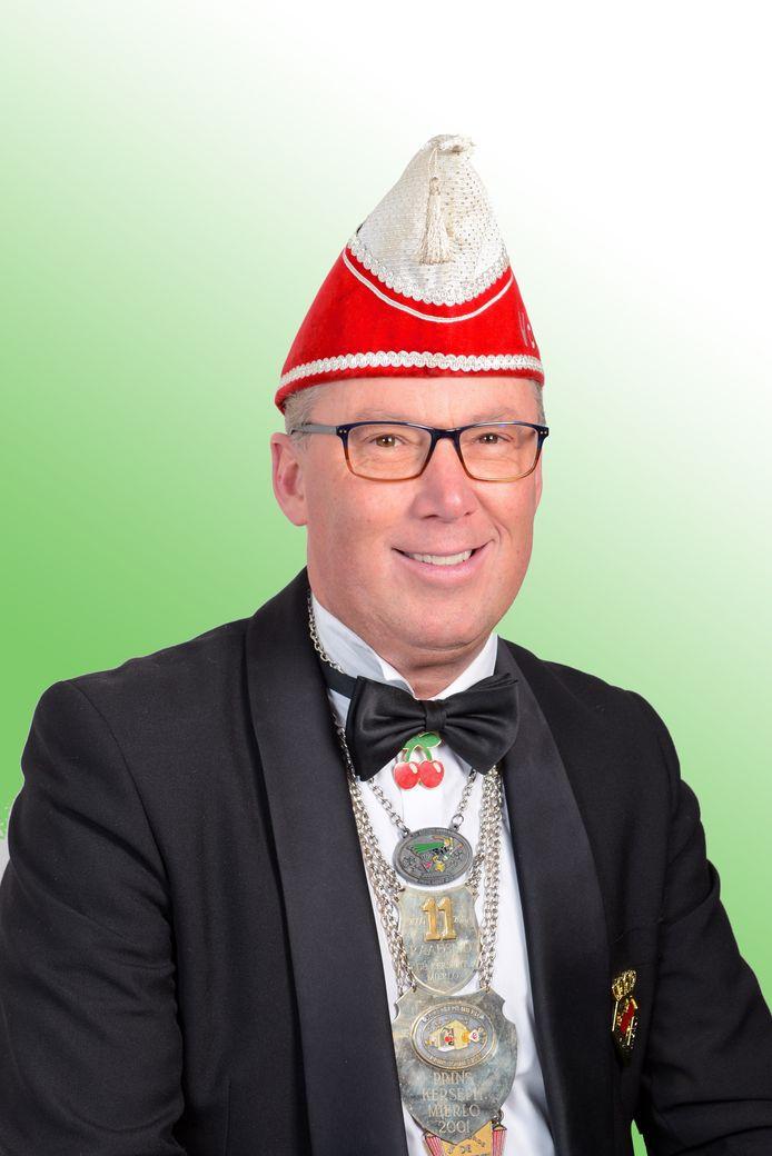Johan Cuijten, voorzitter De Kersepit