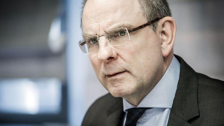Minister Koen Geens. Beeld Bob Van Mol