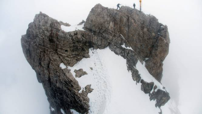 Al over tien jaar geen gletsjers meer in Duitsland