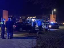 Scooterrijder gewond bij aanrijding op Europa-Allee in Kampen