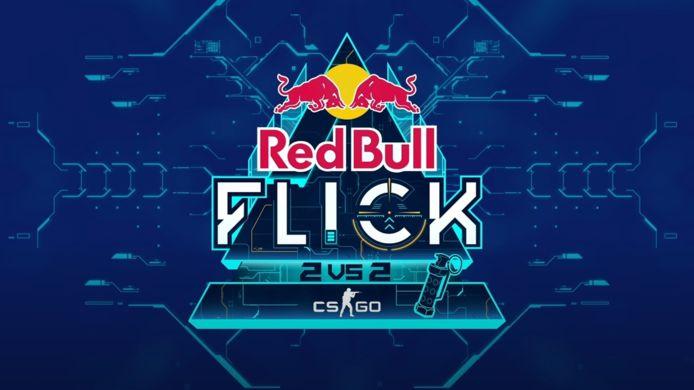 Red Bull organiseert voor het tweede jaar op rij Red Bull Flick, een uniek 2-tegen-2 Counter-Strike: Global Offensive-toernooi.