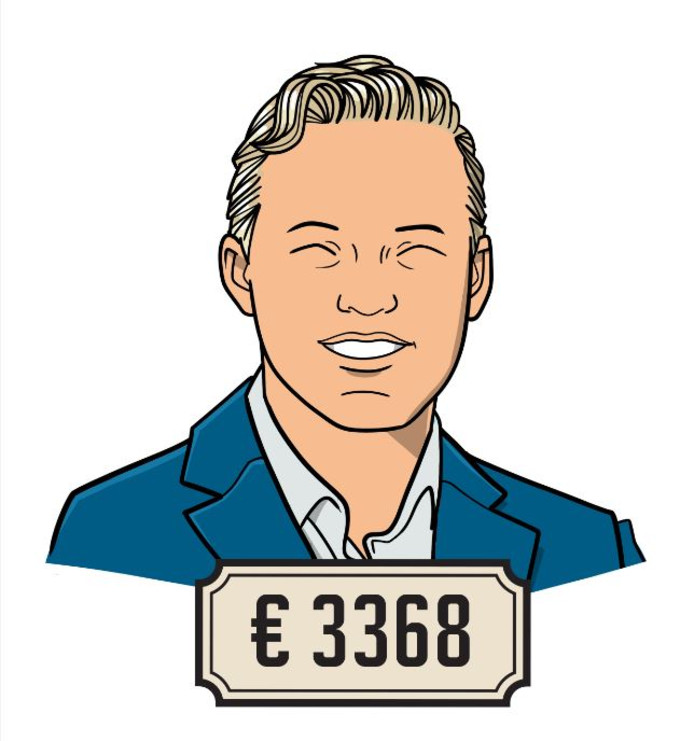 Marco (28) is junior financial controller en heeft een eigen administratiebureau.