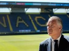 NAC-directeur doet beloftes aan supporters: 'Binnen 10 jaar nieuw stadion en 4 miljoen aan spelersbudget'