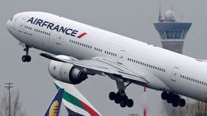 Boeing Air France maakt noodlanding in Siberië