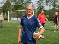 Walking football? Cor van Bergen Bravenboer wil het nog meer op de kaart zetten