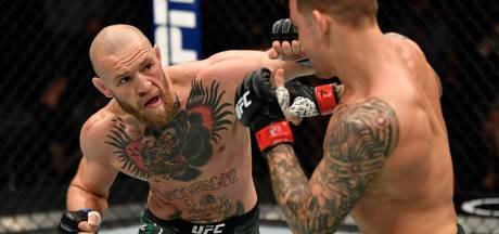 UFC-sterren McGregor en Poirier maken trilogie compleet: 'Ik ga hem vermorzelen'