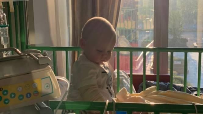 """Op spoed met Roos Vormer: """"Ons kleinste vriendje ligt voor de zoveelste keer in het ziekenhuis"""""""