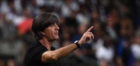 Duitse bond houdt vertrouwen in Löw ondanks nieuwe nederlaag