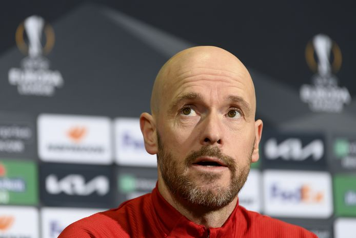 Ajax-trainer Erik ten Hag