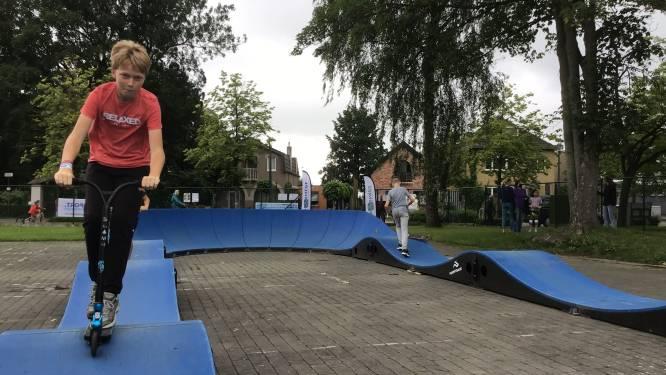 Skatebaan 'Urban pumper' blijft langer staan in Assenede