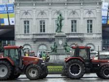 Des milliers d'agriculteurs attendus à Bruxelles lundi