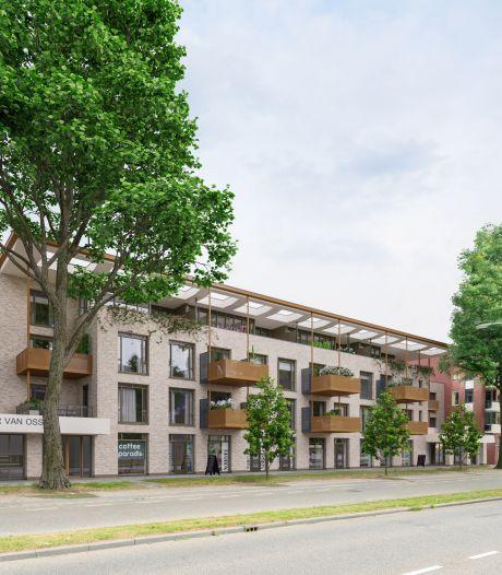 'Luxe' appartementen aan Raadhuislaan Oss in de verkoop