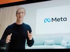 Nieuwe naam sluit volgens topman Mark Zuckerberg beter aan op toekomst van Facebook