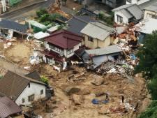 Dodental door noodweer in Japan loopt al richting de 100