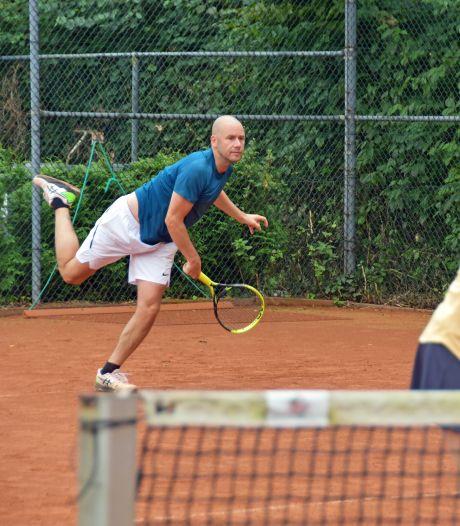 Toernooitijger uit Terneuzen piekt met de tips & tricks van gelouterde oud-tennisprof