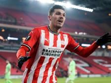 Piroe geniet na zijn twee Europese goals: 'Dit is vooral een mooie avond voor PSV'