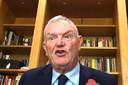 Clarke in het bewuste gesprek met het Engelse Departement van Cultuur, Media en Sport.