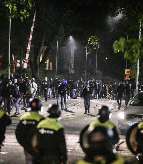 Afschuw over rellen na pechavond: 'Wie meedeed, kán geen supporter geweest zijn van De Graafschap'