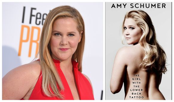 Amy Schumer - 'The Girl With The Lower Back Tattoo'