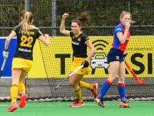 Pleun van der Plas op drempel hockeytitel met Den Bosch: 'Superblij dat we om het kampioenschap mogen spelen'