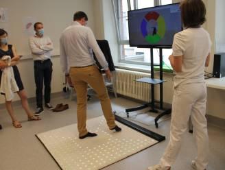 Serviceclub schenkt interactieve speelmat aan Sint-Jozefskliniek