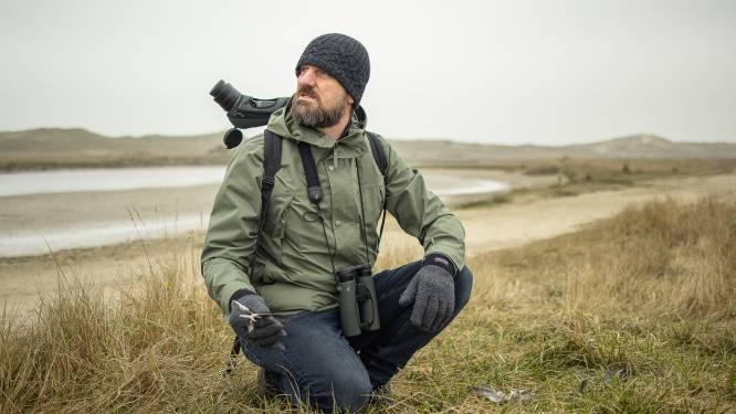 Begijn Le Bleu: vogelspotten in Het Zwin