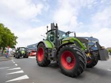 Demonstraties met trekkers verboden in Groningen en Drenthe