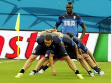 Europese clash tussen Engeland en Italië hoogtepunt van de dag