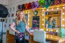 Make-up artist Annelies Zielman-van Oosterum: ,,Sinds corona is tijdens de eerste maanden 100 procent van mijn omzet verdwenen.''