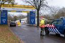 De opbouw van de XL-testlocatie in Eindhoven wordt gecoördineerd door defensie: 'De rol van defensie in dit project was cruciaal'.