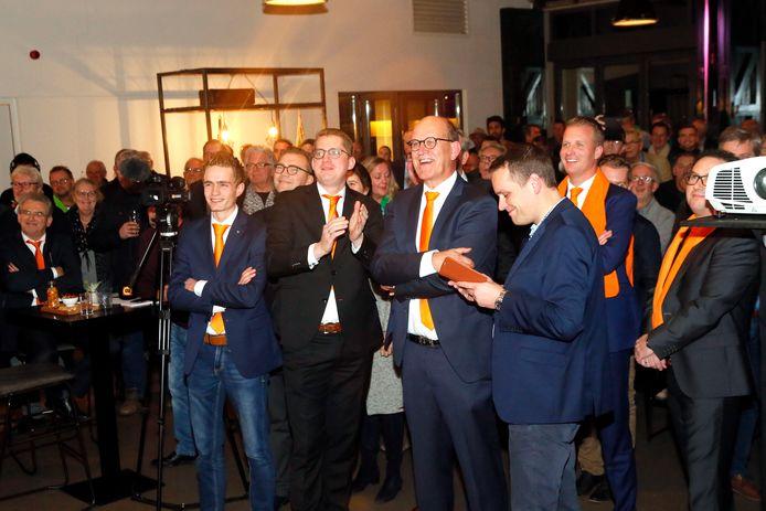 De SGP werd derde bij de raadsverkiezingen in Altena. Het CDA ging er met de eerste plaats vandoor.