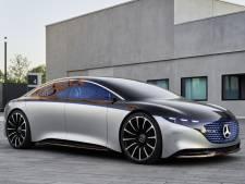 Moederbedrijf Mercedes-Benz investeert 70 miljard euro, vooral in elektrische aandrijving