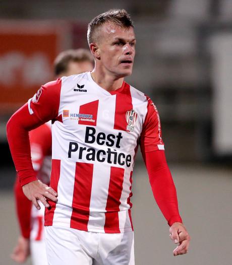 Voormalig Valencia-speler Lion Kaak (nu TOP Oss) kijkt uit naar duel met Ajax